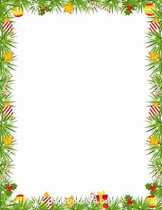 Free christmas borders clip art page borders and vector ...