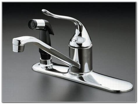 kitchen sink faucets with sprayers sink faucet sprayer attachment 8488