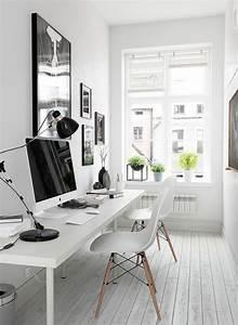 Amnagement D39un Petit Espace De Travail Le Bureau Style