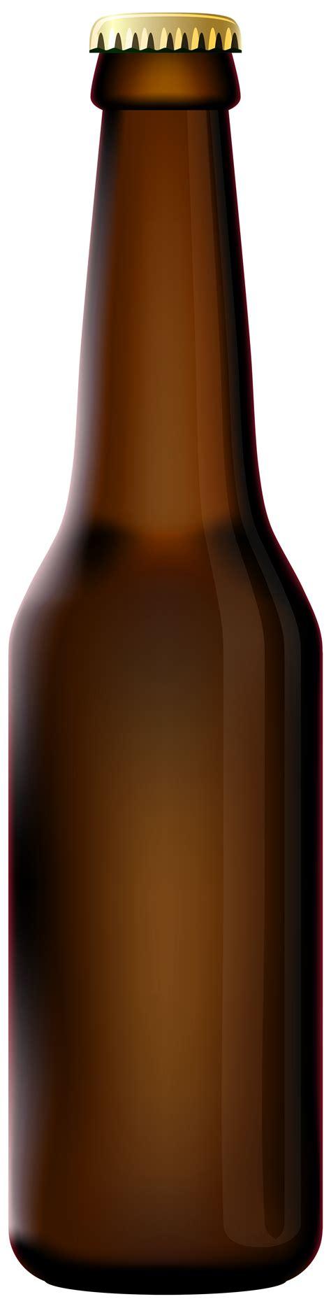 Bottle Clip Brown Bottles Png Clipart