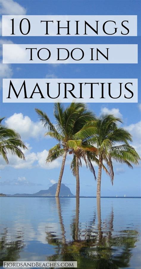 mauritius best the 25 best holidays in mauritius ideas on