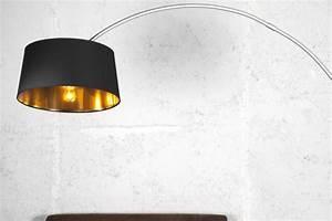 Stehlampe Schwarz Innen Gold : bogenlampe baltimore ~ Bigdaddyawards.com Haus und Dekorationen