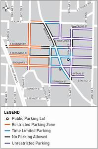Community Access And Parking Program  U2013 Columbia City