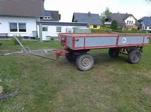 Traktor Anhänger Gebraucht 3t : traktor anh nger 2 achser mit drehschemel in lingerhahn ~ Jslefanu.com Haus und Dekorationen