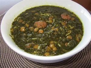 Sh39e Sabzi Herb Soup Fae39s Twist Tango