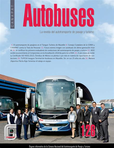 revista autobuses    francisco martinez issuu