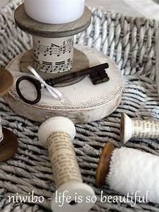 Aus Alt Mach Neu Ideen : niwibo life is so beautiful neues papier diy neue deko aus alt mach neu ~ Markanthonyermac.com Haus und Dekorationen