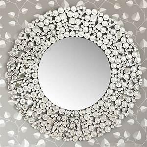 beyonce venetian round mirror by decorative mirrors online
