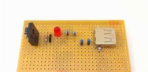 Portable Usb Charger Circuit