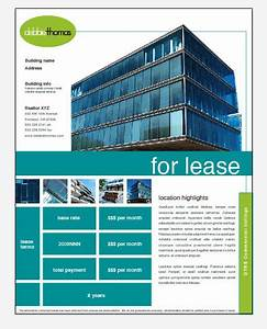 real estate flyers don39t have to be ugly commercial real With commercial real estate marketing plan template