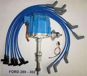 Ford 302 Hei Distributor - Parts Supply Store