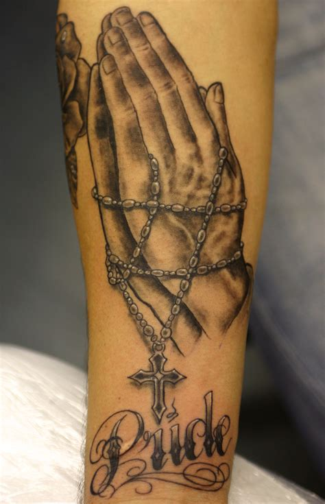 Praying Hands Tattoos Designs, Ideas And Meaning Tattoos