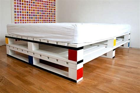 21 Ideen Fuer Palettenbett Im Schlafzimmerbett Aus Paletten 2 by 21 Ideen F 252 R Palettenbett Im Schlafzimmer Freshouse