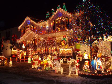 classic christmas house lights why is celebrated