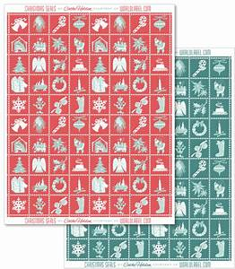 christmas envelope seals gift seals and labels With christmas labels for envelopes