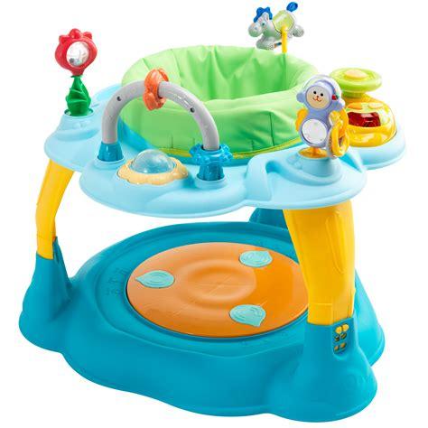 table d activité avec siege centre d 39 éveil bleu de formula baby trotteurs aubert