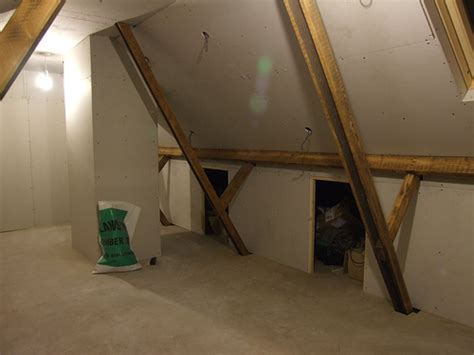 eaves cupboards  loft conversions