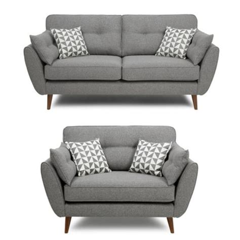 Grey Couches For Sale by Connection Grey Sofa And Cuddle Chair Home