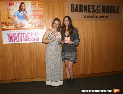 barnes and noble photo albums photo coverage waitress company signs cast albums at