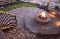perfect patio fire pit design ideas Backyard Fire Pit Ideas Landscaping | A Creative Mom