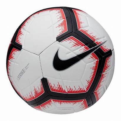 Soccer Nike Ball Strike Crimson Sport