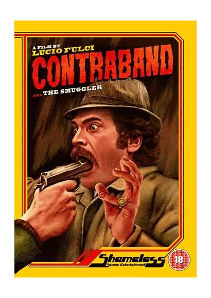 Contraband Films Fulci 1980 Shameless Lucio Dvd