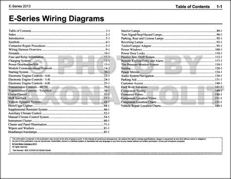 2008 Ford Econoline Wiring Diagram by 2013 Ford Econoline Wiring Diagram Manual Original