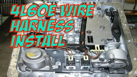 Wire Harness Install Youtube