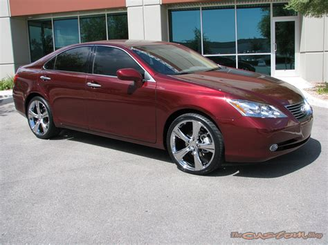 lexus es 350 wheels gallery moibibiki 12