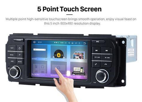 android  radio hd touchscreen    jeep grand