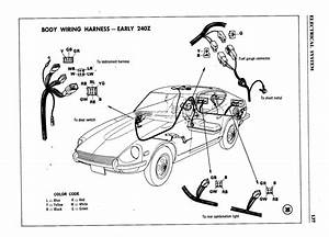 Diagram Or Schematic For 1971 240z