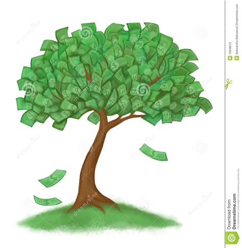 Images Of Money Tree Money Tree Clipart Clipground