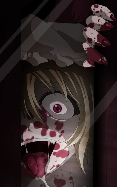Anime Screen Wallpaper - horror anime lock screen anime lock screens