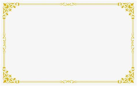 gold frame frame clipart golden frame png transparent
