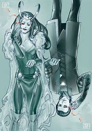 Lady Loki Marvel