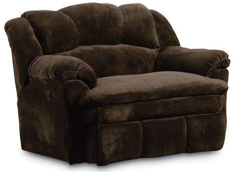 oversized cuddler recliner big lots chocolate snuggle up recliner furniture 214 14 4013