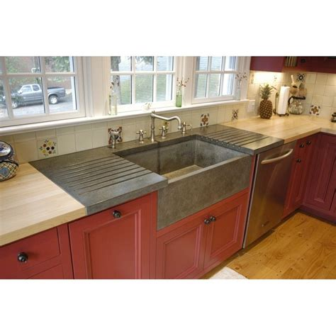 farmhouse sink with drainboard 11 best images about kitchen sink on butcher
