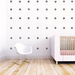 Stars wall decal peel and place and get ready to for Star wall decals