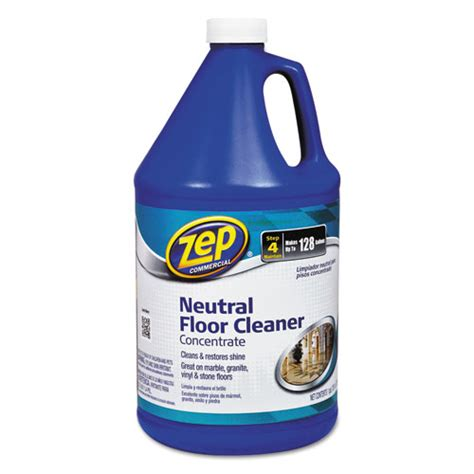 Zep Floor Wax Remover by Zep Commercial Multi Surface Floor Cleaner Pleasant Scent