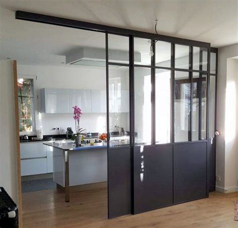 cuisine en verriere la verrière intérieure en 62 idées pour toute la maison
