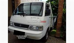 2014 Suzuki Carry Futura 1 5 Pick Up Km 8rb An