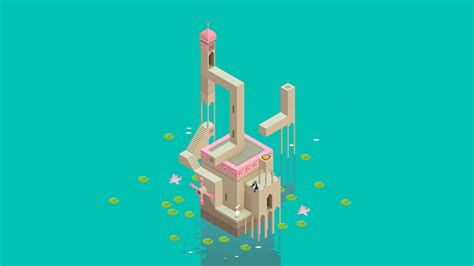 monument valley hd wallpaper background image