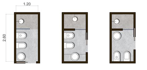 Misure Minime Bagno by Misure Bagno Minime Progettazione Cerca Con