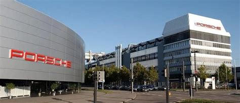 Siege De Porsche - bade wurtenberg quelles conséquences pour les