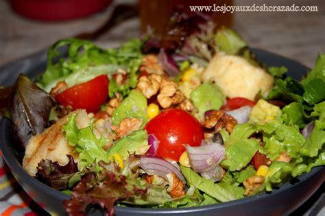 cuisine az frigo salade composée