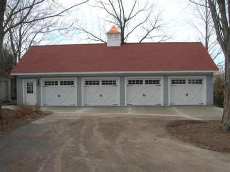 4 Car Garage by Home Improvement Coach House 3 Car Garage And More