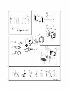 Kenmore Room Air Conditioner Parts