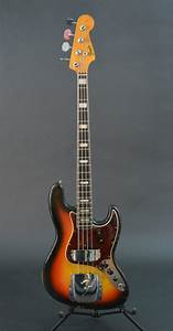 Diagram For Fender Jazz Bass