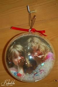 Boule Noel Transparente : calendrier de l 39 avent jour 7 faites vos boules de no l transparentes avec photos diy tuto ~ Melissatoandfro.com Idées de Décoration