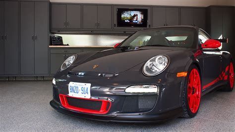 The Auto Enthusiast Garage Gallery   Garage Living